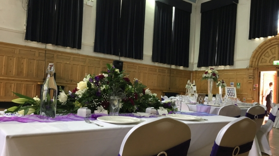 Aylesbury Wedding - Hospitality Staff