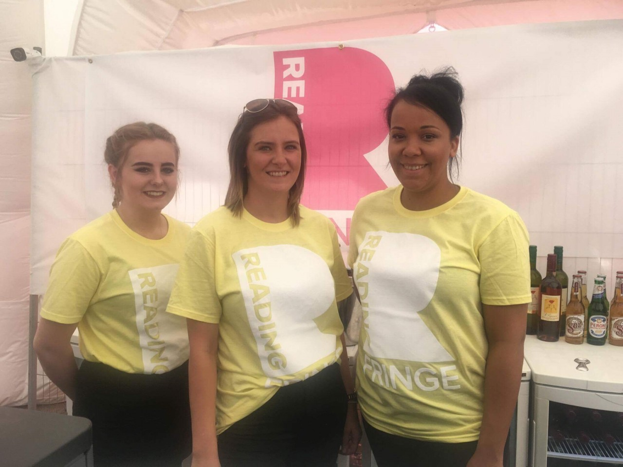 Reading Fringe Festival @ The biscuit tin - Events Staff