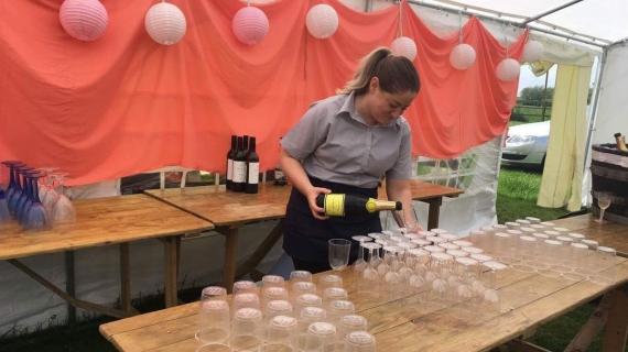 Post Wedding Celebration - Event Staff